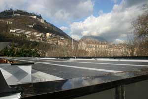 Une nouvelle cr che basse consommation le blog de gilles kuntz - Creche jardin de ville grenoble ...