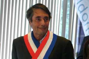 Michel Destot, député et maire de Grenoble