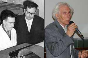 Louis Bolliet à 50 ans de distance