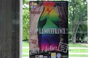 Semaine d'action contre l'homophobie à Grenoble