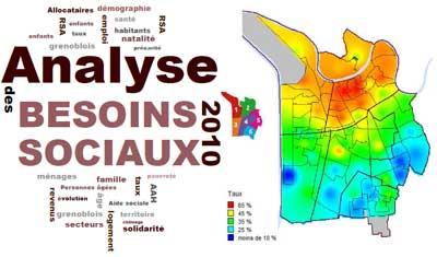 Analyse des besoins sociaux à Grenoble 2010
