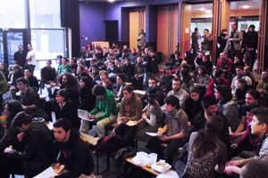 AG à EVE lundi 23 avril 2012