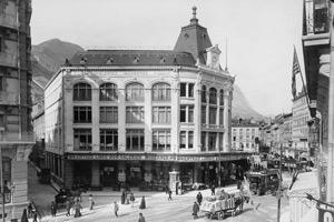 Les Galeries Modernes, ancêtre des Nouvelles Galeries