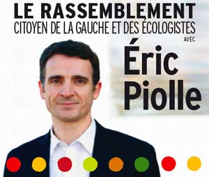 Le rassemblement citoyen de la gauche et des écologistes à Grenoble