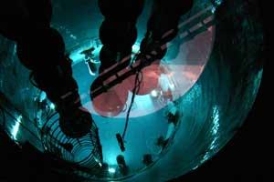 L'eau de Grenoble puisée à 30 m dans la nappe à Rochefort