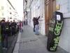 18 février : manifestation de soutien au peuple grec