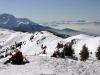 22 février: vallée de Grenoble vue du Grand Rocher