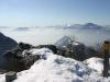 24 février : Grenoble sous la pollution vu du Sappey